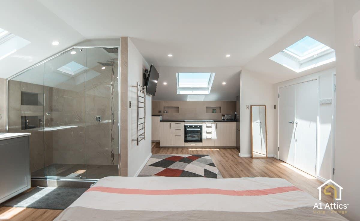 habitable attic conversion perth